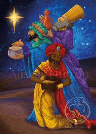 magi christmas card by alene on deviantart