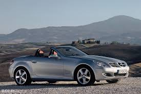 2004 mercedes benz slk class information and photos zombiedrive