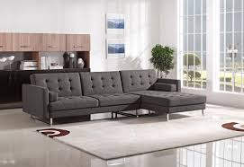 Leather Sectional Sofas Toronto Lovely Gray Tufted Sectional Sofa 92 About Remodel Sectional