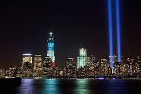 9 11 Memorial Lights 9 11 Memorial Tributes 2014 Downtown Magazine