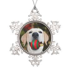 yellow lab ornaments keepsake ornaments zazzle