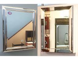 24 x 36 medicine cabinet metalika chrome series sofia medicine cabinets built for life