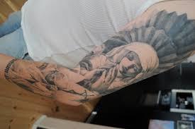 arm quote catholic duckes tattoos design idea for and
