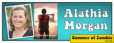 teaser from maz moms against zombies by alathia paris morgan
