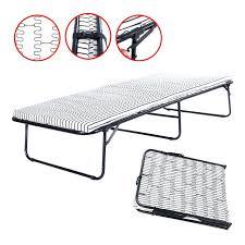 Folding Guest Bed Folding Metal Bed Frame Folding Metal Guest Bed Spring Steel Frame