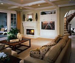 family room idea cheap furniture setup for rectangular living