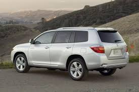 2008 toyota highlander reliability 2008 2011 toyota highlander used car review autotrader