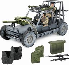 military jeep png military desert patrol vehicle dpv buggy jeep 16pc play toy set w