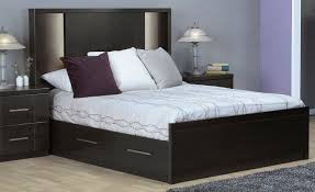 King Size Bed Storage Frame Cheap Bedroom Furniture Oak For Small Space Three Drawers Sparkle