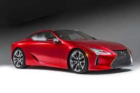 lexus lc wallpaper 2018 lexus lc 500 red color wallpaper 41249 2017 cars wallpaper