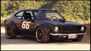V8 Muscle Cars - 1uz fe v8 lexus powered cobra blown 1975 corolla revved
