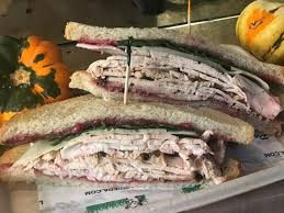 these thanksgiving sandwiches pack the into one handful