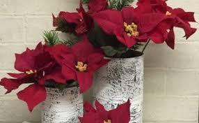 Christmas Centerpieces Diy by Christmas Centerpieces In Seasonal Decor Hometalk