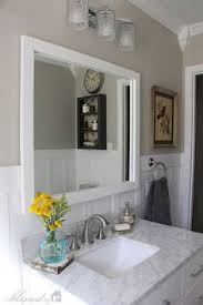 painting ideas for small bathrooms 25 decor ideas that make small bathrooms feel bigger makeup