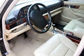 mercedes 560sel 1991 mercedes 560sel 4 door sedan 157634