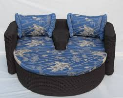 Ottoman Sale Double Lounger With Ottoman U2013 Turtle Mermaid Welcome To Guy