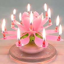 cool birthday candles cool birthday candles flower candle image modern picture gif