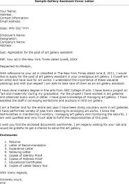 sle assistant resume arts of a cover letter gallery assistant resume cover letter sle