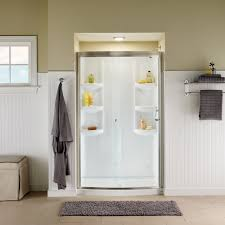 Curved Shower Bath Ovation Curved Shower Door American Standard