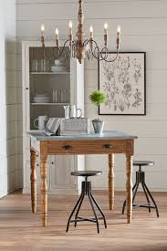 Farmhouse Dining Room Lighting by Dining Kitchen Magnolia Home