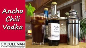 how to make ancho chili pepper vodka cmcoleman home youtube
