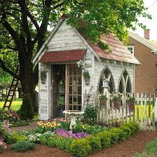 16 garden shed design ideas for you to choose from gardens
