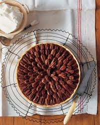 layered pecan pie recipe pecans pecan pies and martha stewart