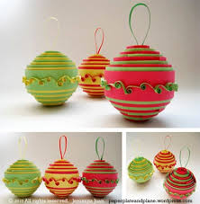 quillspiration a roundup of paper quilling ornaments