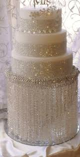 Acrylic Chandelier Beads by Wedding Cake Stand With Crystals Chandelier Acrylic Beads Also