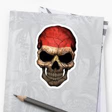 Egypts Flag Egyptian Flag Skull