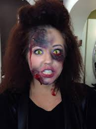 Halloween Makeup With Liquid Latex by Musely