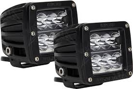 Led Lights For Jeeps Free Shipping On Rigid Pair D2 Series Led Lights