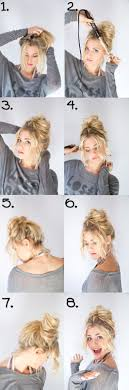 put up hair styles for thin hair best 25 easy casual updo ideas on pinterest long hair casual