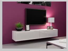 Tv Wall Furniture Best 25 White Gloss Tv Unit Ideas On Pinterest Tv Unit Images