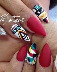 nagellack designs 51 besten cool nails bilder auf acryl nägel gel nägel