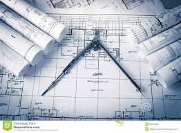 Blueprint Homes Floor Plans 17 Blueprint House Plans 3d Illustration Of Modern Building