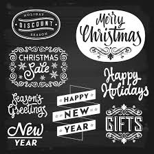 28 best labels u0026 ribbons images on pinterest vector christmas