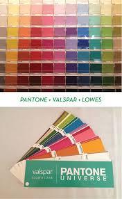 color with confidence pantone valspar lowe u0027s pantone