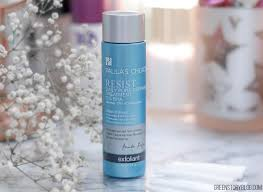 Toner Nutox paula s choice resist daily exfoliating toner with 2 bha yay or nay