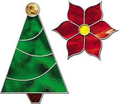 stained glass ornaments patterns free rainforest
