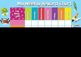 reward charts template reward chart template 13 free word excel
