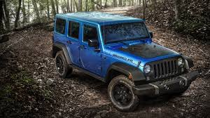 blacked out jeep 2016 jeep wrangler black bear edition review top speed