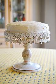 wedding plates for sale cake stand white metal 10in flea market finds lace trim and emboss