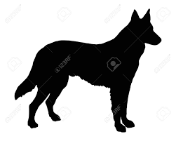 belgian sheepdog clipart 2 717 german shepherd stock illustrations cliparts and royalty