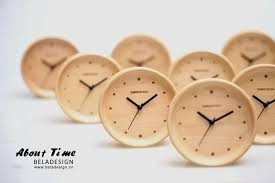 Wood Desk Clock Beladesign D Wood Clock Bedroom Desk Clock Wood Digital Alarm