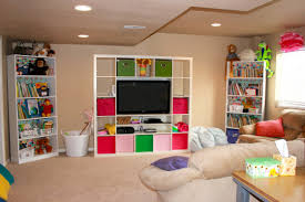 Storage Bookshelf Furniture Cool Bookshelves For Kids Be Equipped With Creamy