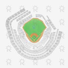 Dodger Stadium Seat Map Interactive Seating Charts And Seat Maps Rukkus
