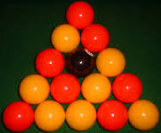 how to set up a pool table english pool association