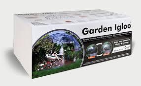 garden igloo gimme shelter the garden igloo
