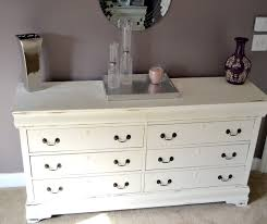 Bedroom Furniture Makeover - liz marie white washed